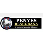 Logo Web de Penyes Blaugrana - Tlekoo