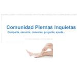 Logo Web de Comunidad Piernas Inquietas - Tlekoo